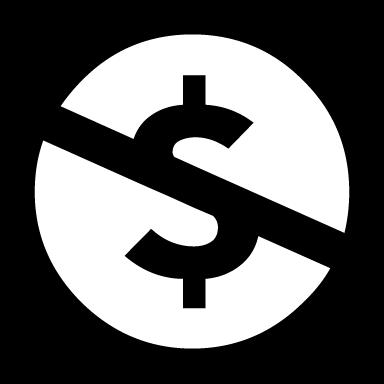 CC non commercial logo