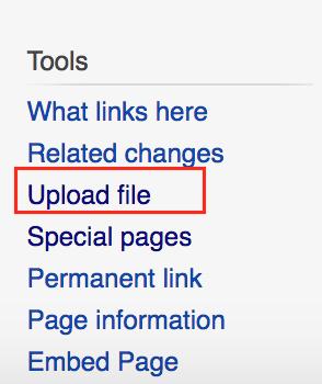 Help:Uploading Files - UBC Wiki