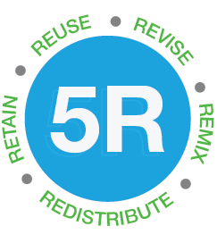 5Rs of OER