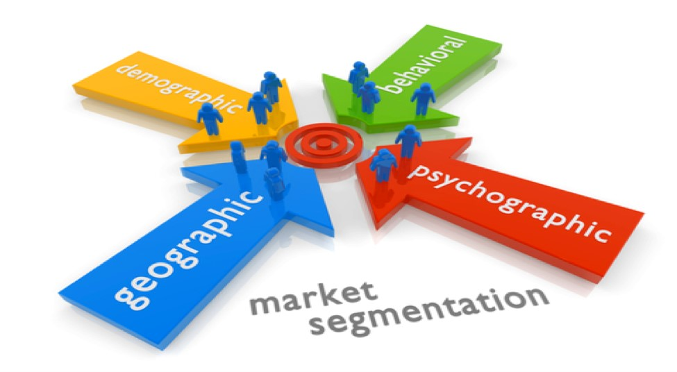 to what segments will your company market to and what variables should be used in these segmentation