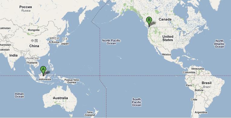 adidas locations worldwide