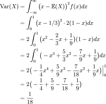 25 Expected Value Variance And Standard Deviation Ubc Wiki