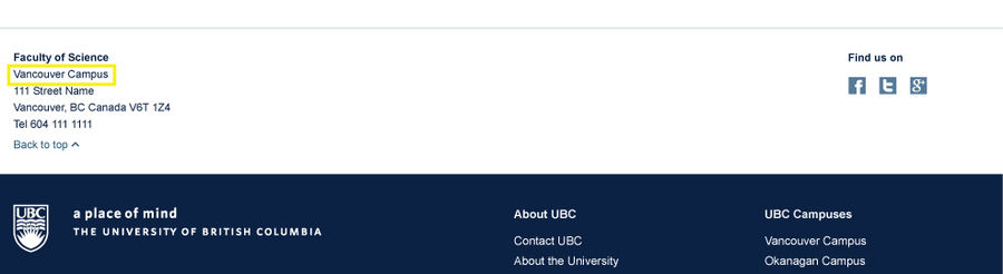 Vancouver Campus Mandate Footer