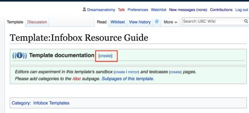 Help:Infobox - UBC Wiki