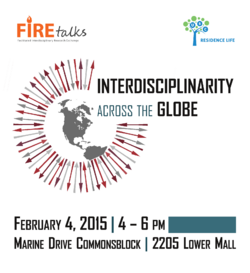 Interdisciplinarity across the Globe