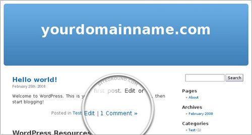 Documentation:WordPress Basics/Basics 2 Guide/Comments - UBC Wiki
