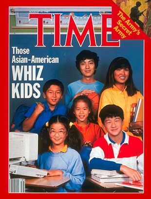 Image result for model minority times cover