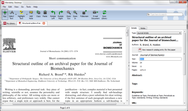 Software for writing scientific papers? - Ubuntu Forums