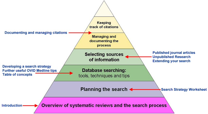 systematic literature review methods