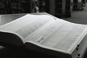 working bibliography definition